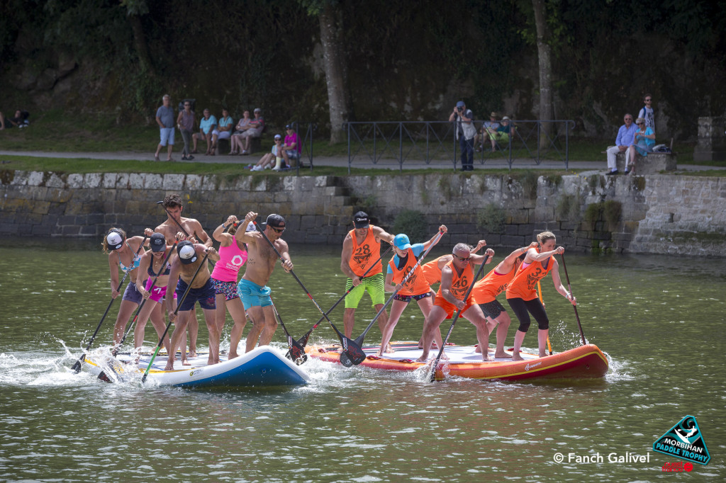 Morbihan Paddle Trophy 2018