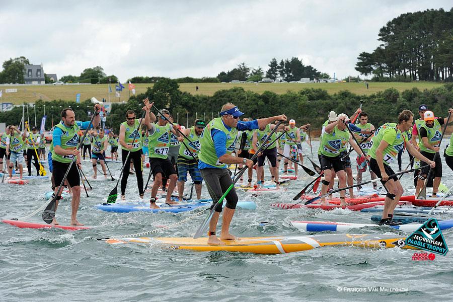 Morbihan Paddle Trophy Ouest France 2016