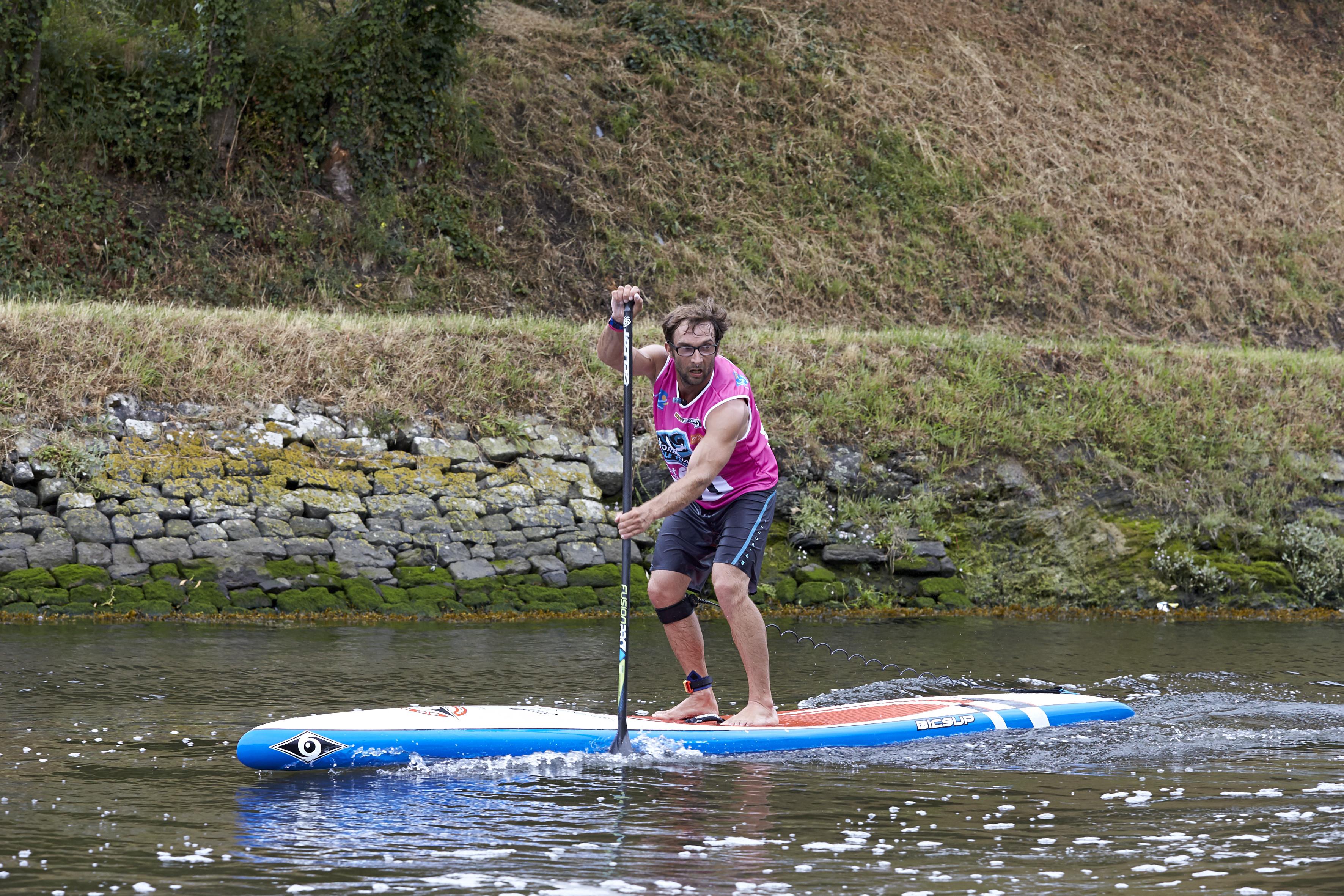 Morbihan Paddle Trophy 2016