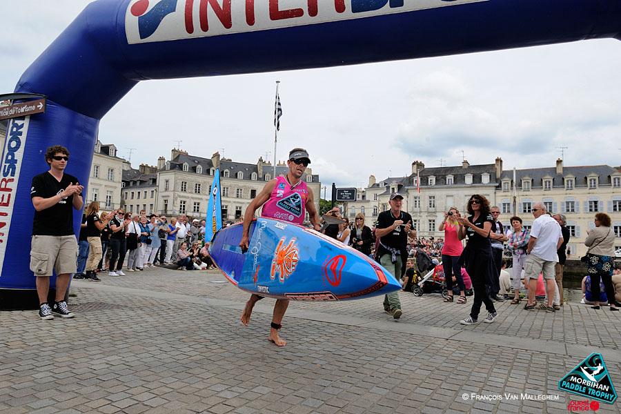 Morbihan Paddle Trophy Ouest France